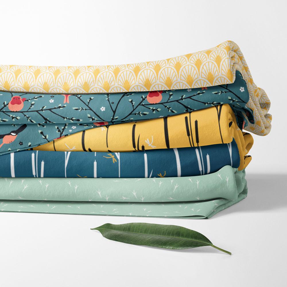 modeern Designs | Textil-/Surface Design & Illustration | Kundenprojekt