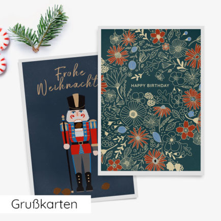modeern Designs | Textil-/Surface Design & Illustration | Grußkarten