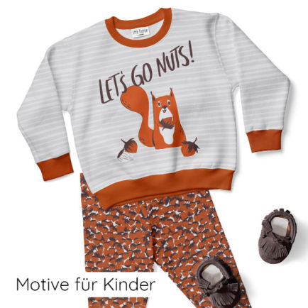 modeern Designs | Textil-/Surface Design & Illustration | Kindermotive