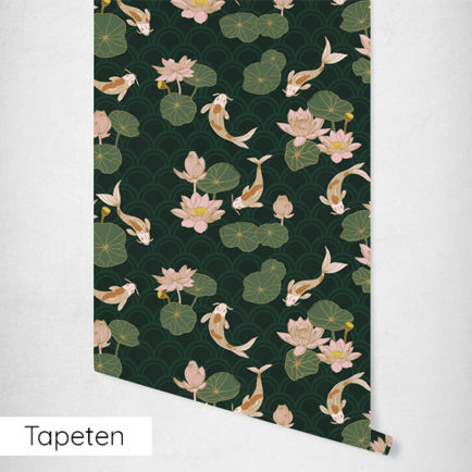 modeern Designs | Textil-/Surface Design & Illustration | Tapeten