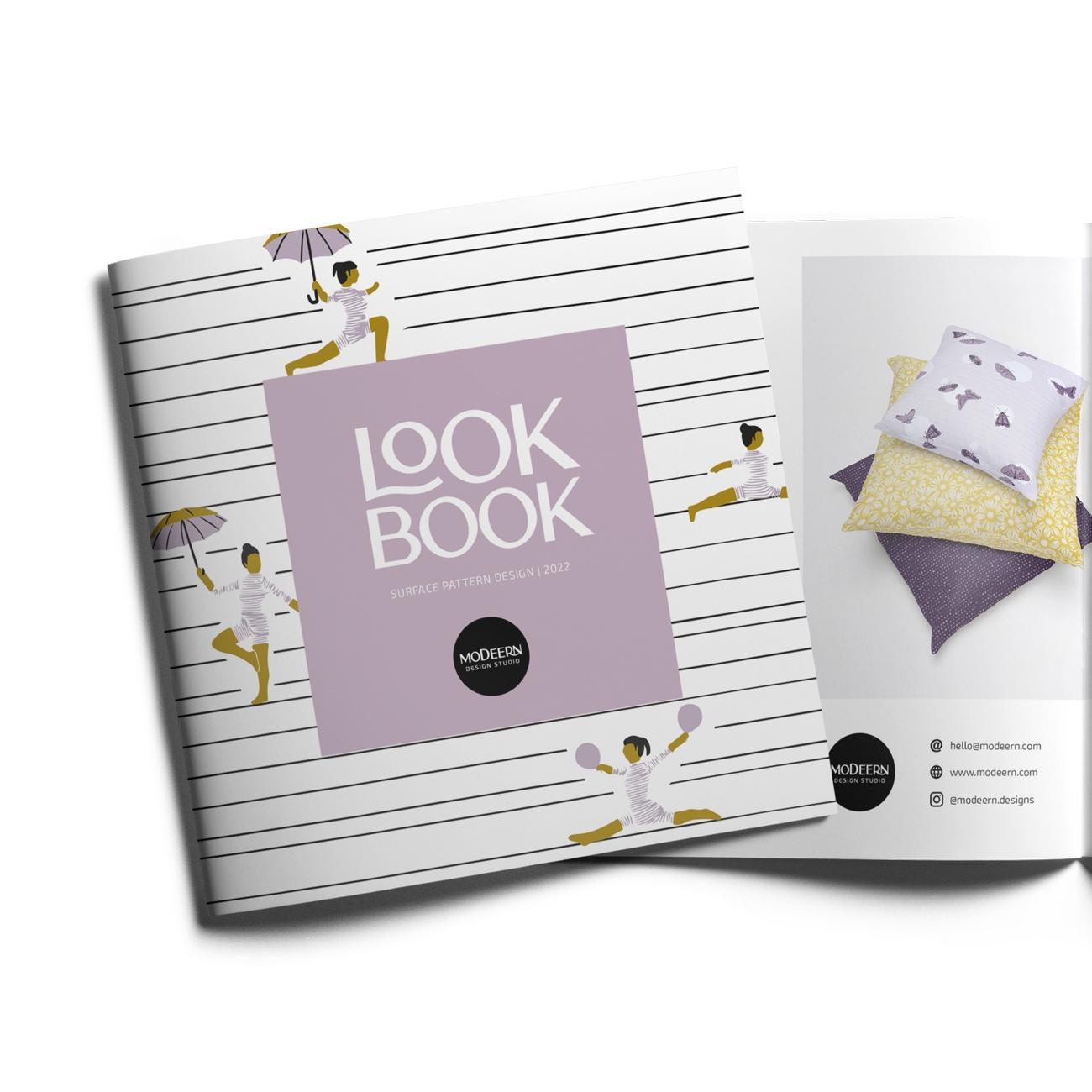 moDeern Design Studio | Print- & Surface Pattern Design